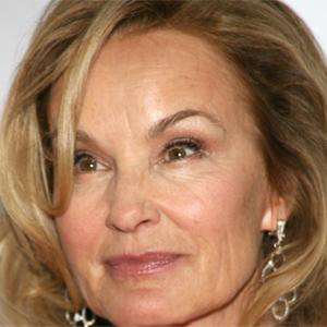 Movie actress Jessica Lange - age: 68