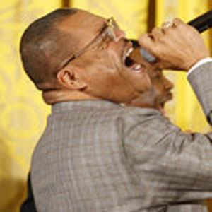 Gospel Singer Walter Hawkins - age: 61