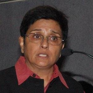 Politician Kiran Bedi - age: 72