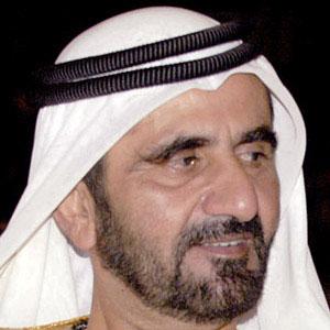 World Leader Mohammed Bin-rashid Al-maktoum - age: 71