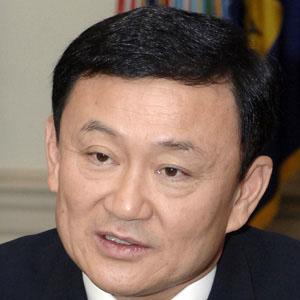 World Leader Thaksin Shinawatra - age: 71