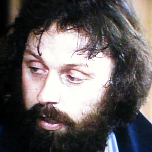 Shot Putter Geoff Capes - age: 67