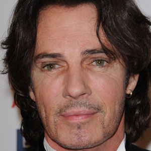 Rock Singer Rick Springfield - age: 67