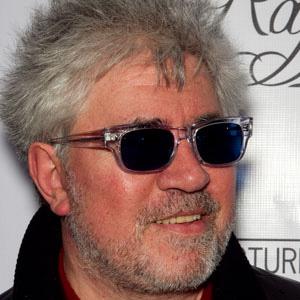 Director Pedro Almodovar - age: 67