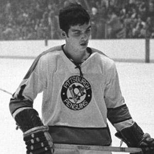 Hockey player Michel Briere - age: 21
