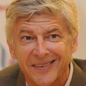 Coach Arsene Wenger - age: 67