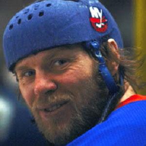 Hockey player Butch Goring - age: 67