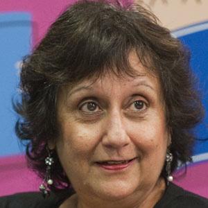 Journalist Yasmin Alibhai-Brown - age: 71