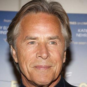 TV Actor Don Johnson - age: 67
