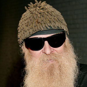 Guitarist Billy Gibbons - age: 67