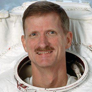 Astronaut Joseph Tanner - age: 70