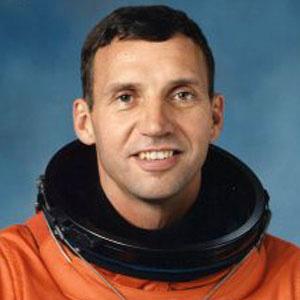 Astronaut David Hilmers - age: 70