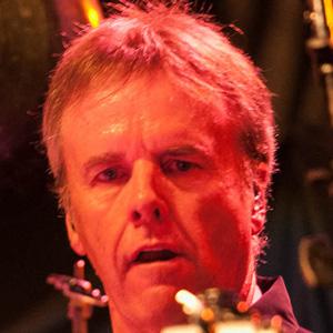 Drummer Phil Ehart - age: 70