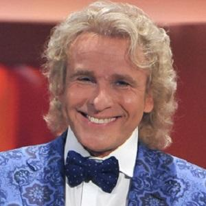 Game Show Host Thomas Gottschalk - age: 70