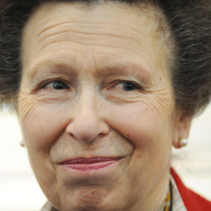 Royalty Anne, Princess Royal - age: 70