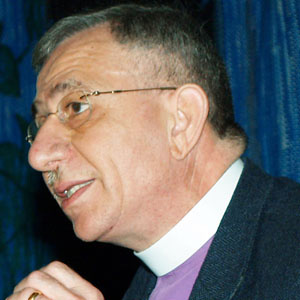 Religious Leader Munib Younan - age: 70