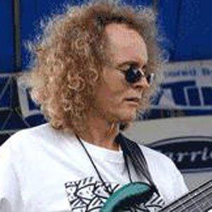 Bassist Mark Egan - age: 70