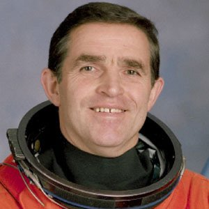 Astronaut Leonid Kadeniuk - age: 70
