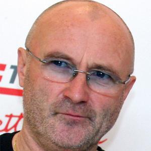 Rock Singer Phil Collins - age: 69