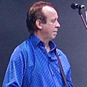 Guitarist Phil Manzanera - age: 69