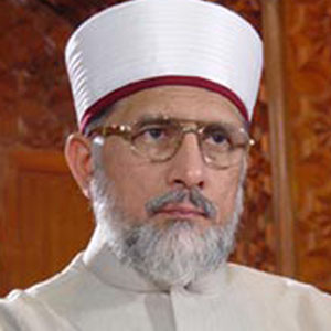 Politician Muhammad Tahir-ul-qadri - age: 69