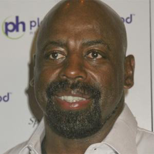 Football player Ed Jones - age: 66