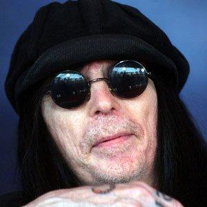 Guitarist Mick Mars - age: 69