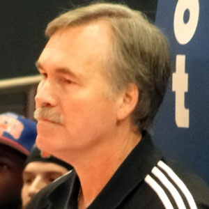 Coach Mike D'antoni - age: 69