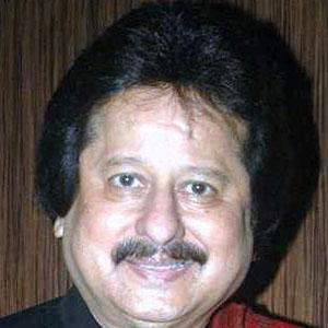World Music Singer Pankaj Udhas - age: 69