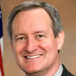 Politician Mike Crapo - age: 69