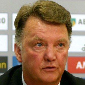 Soccer Player Louis van Gaal - age: 69