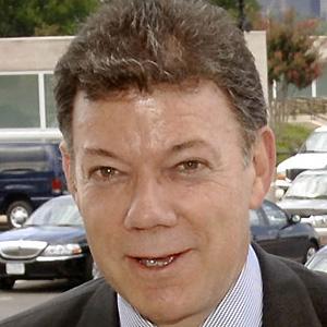 World Leader Juan Manuel Santos - age: 70