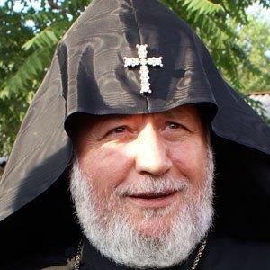 Religious Leader Karekin II - age: 69