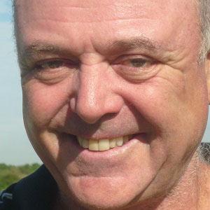 Golfer Ian Mosey - age: 65