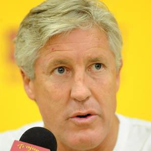 Coach Pete Carroll - age: 69