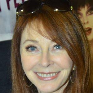Movie actress Cassandra Peterson - age: 69