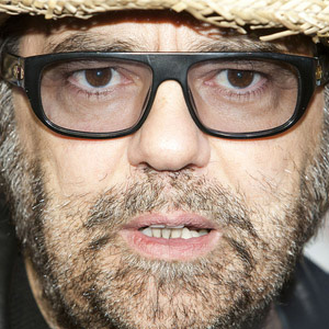 Music Producer Daniel Lanois - age: 70