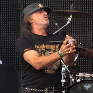 Metal Singer Marc Storace - age: 69