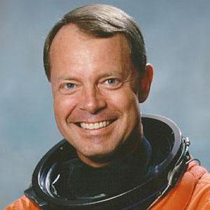 Astronaut Lloyd Hammond - age: 69