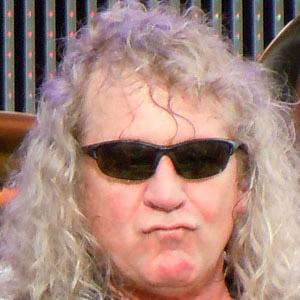 Bassist Billy Greer - age: 68