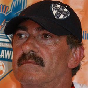 Soccer Player Ricardo Lavolpe - age: 68