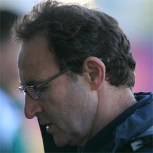 Coach Martin Oneill - age: 68