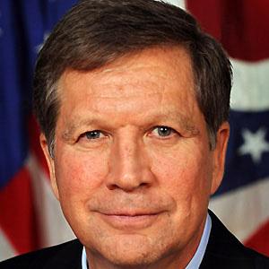 Politician John Kasich - age: 69