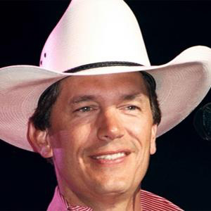 Country Singer George Strait - age: 68