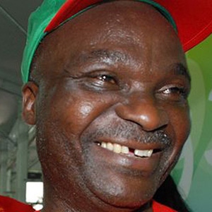 Soccer Player Roger Milla - age: 68