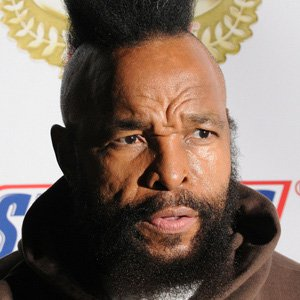 TV Actor Mr. T - age: 65