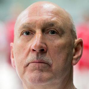 Hockey player Helmuts Balderis - age: 64