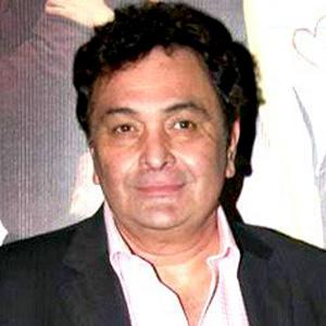 Movie Actor Rishi Kapoor - age: 69