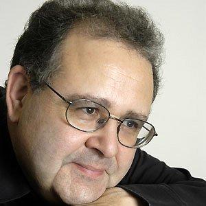 Pianist Daniel Blumenthal - age: 68