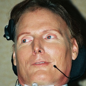 Movie Actor Christopher Reeve - age: 52